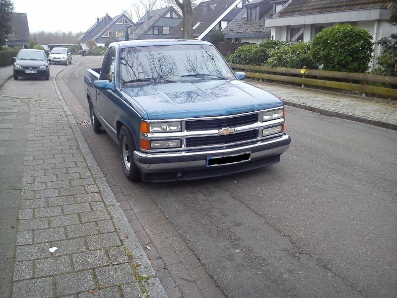 Chevy Silverado Pick Up Dsc_1310