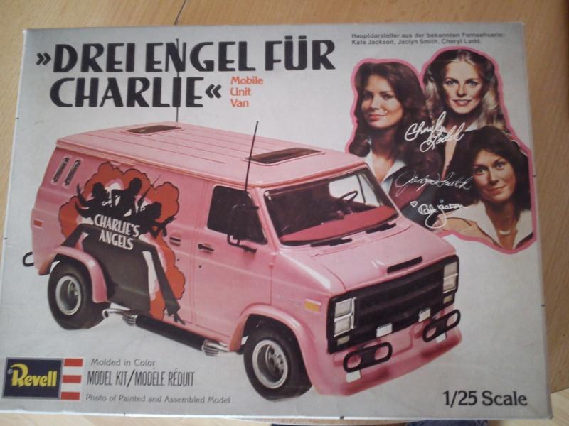 Revell Chevy Van 1:25 ehemals 3 Engel für Charlie Dsc_1326
