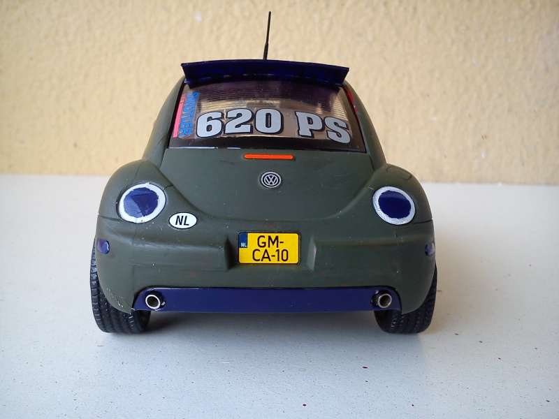 Revell VW New Beetle Dsc_1342