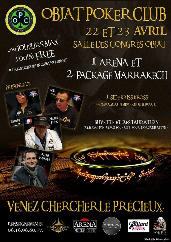 MAIN EVENT OPC LE 22/23 AVRIL 2016 17016710