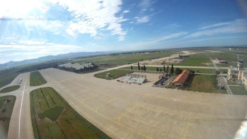 """Ecole supérieure de l'aviation militaire """"Tafraoui"""" ouvre ses portes  610"""