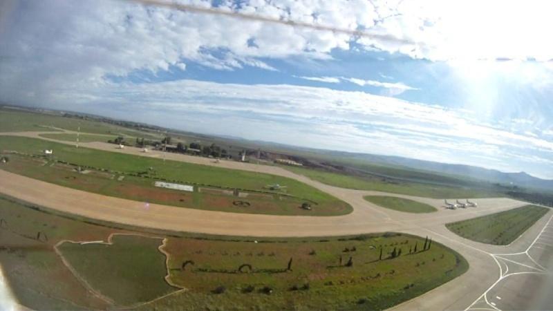 """Ecole supérieure de l'aviation militaire """"Tafraoui"""" ouvre ses portes  710"""