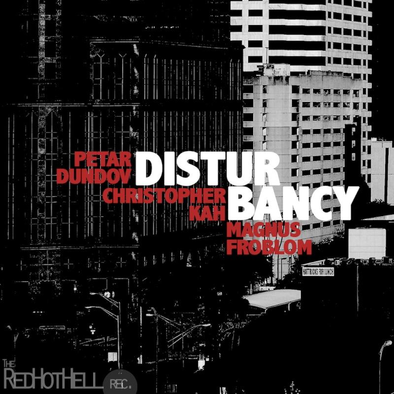 [RHH007] Christopher Kah - DISTURBANCY EP (2014.03.24) Artwor49