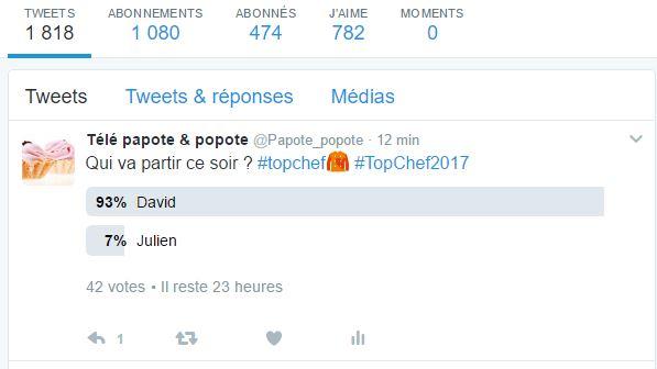 TOP CHEF 2017 ... SAISON VIII ... SEMAINE IV ... LE CHOC DES BRIGADES ...  - Page 5 Captur10