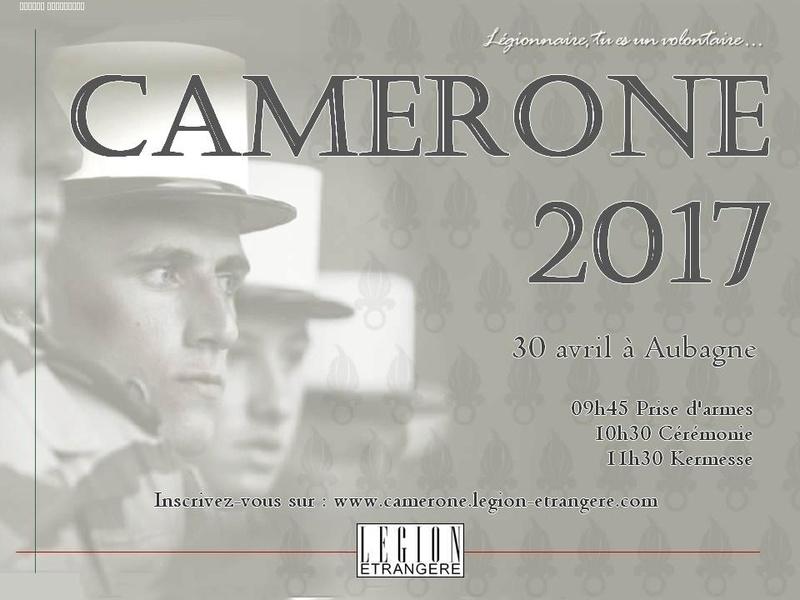 CAMERONE 2017 Affich11
