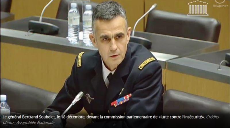 Délinquance : le sévère constat du général Soubelet, n°3 de la gendarmerie, a déploré que les délinquants «profitent du système» et a noté que «les gendarmes sont inquiets car on prend plus soin des auteurs que des victimes». C10