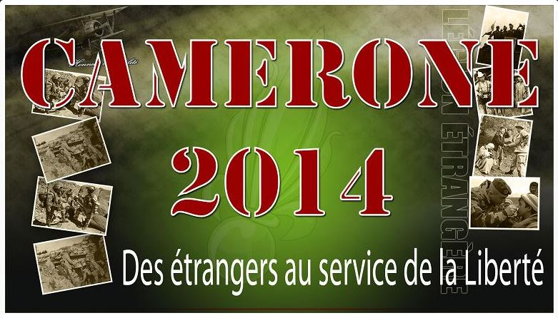 Cérémonie de Camerone 30 avril 2014 Camero10