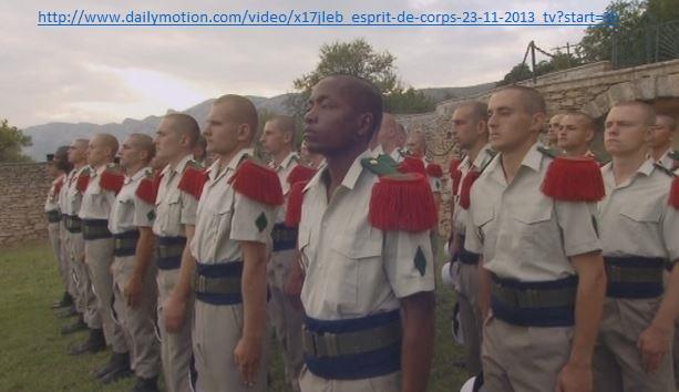 Reportage « Esprit de corps », sur la solidarité légionnaire  Captur15