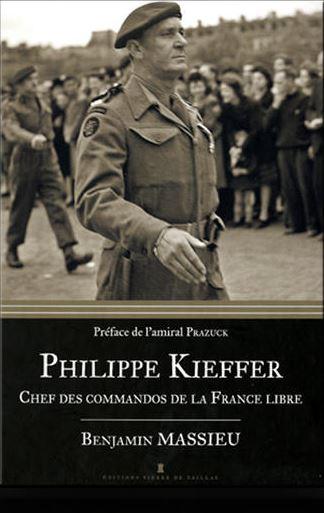 Philippe Kieffer Chef des commandos de la France libre Captur16