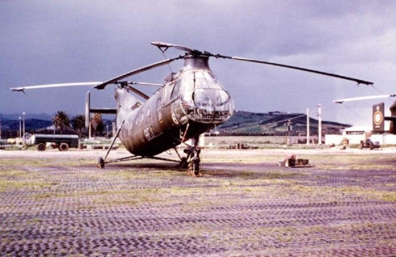 "Helicoptère de rotor double ""Banane"" File4612"