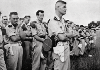 Avril 1961 - En Agérie, il y a 53 ans, disparaissait le 1er REP (1er Régiment Etranger de Parachutistes) ,  la plus prestigieuse unité de Légion étrangère… Image010