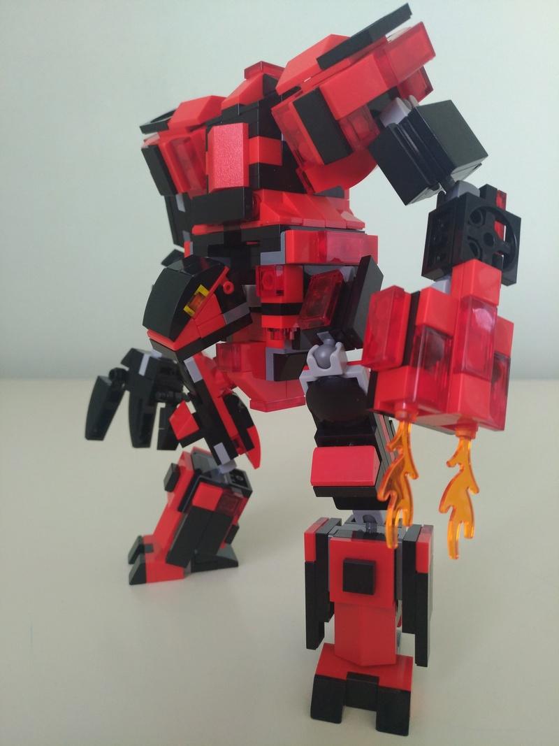 [MOfonte] La Mixelizerfig rouge. Slizer10