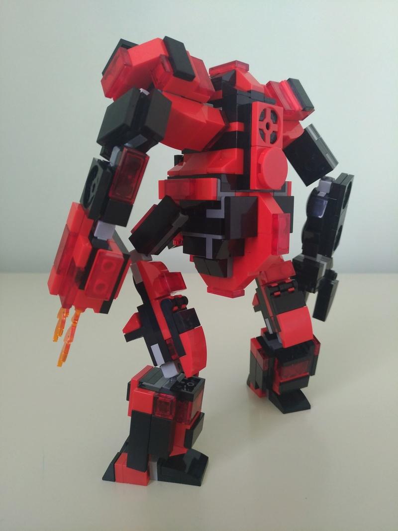 [MOfonte] La Mixelizerfig rouge. Slizer11