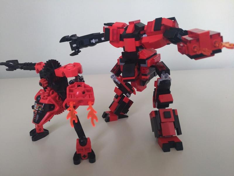 [MOfonte] La Mixelizerfig rouge. Slizer13