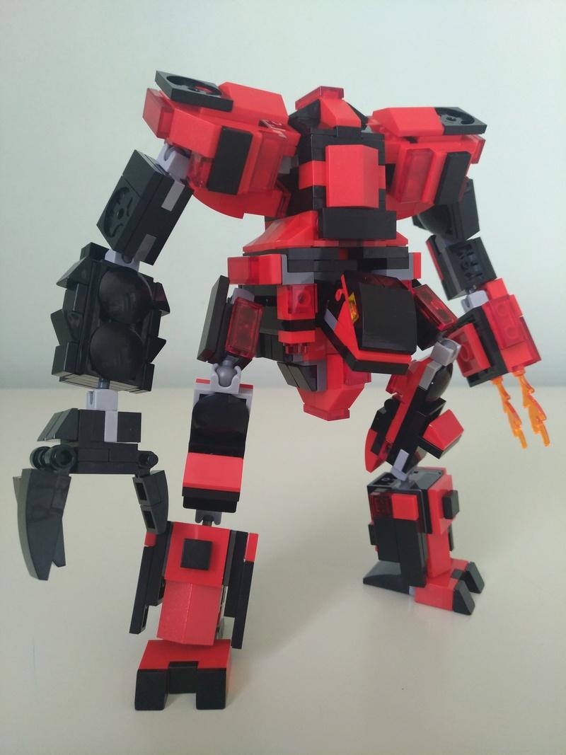 [MOfonte] La Mixelizerfig rouge. Slizer15