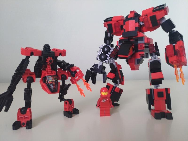 [MOfonte] La Mixelizerfig rouge. Slizer16