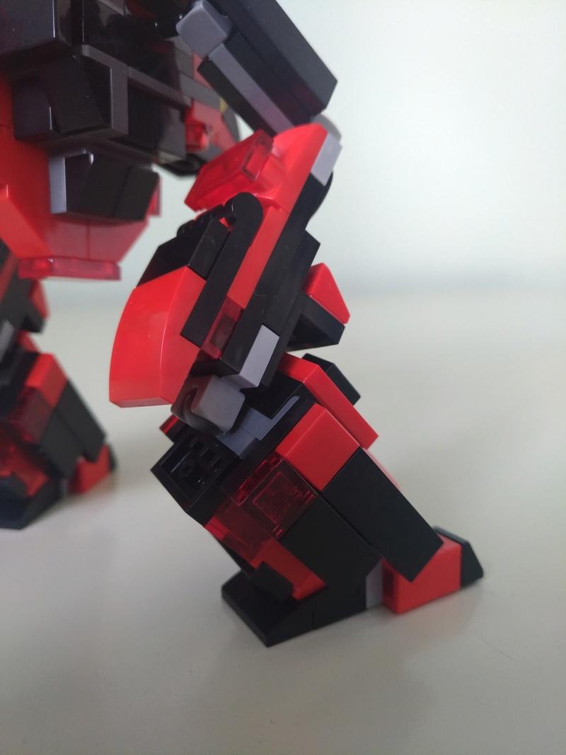 [MOfonte] La Mixelizerfig rouge. Slizer20