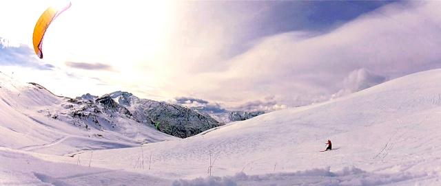 La saison snowkite est lancée!!! CR du wk corbier toussaint Gabcro10