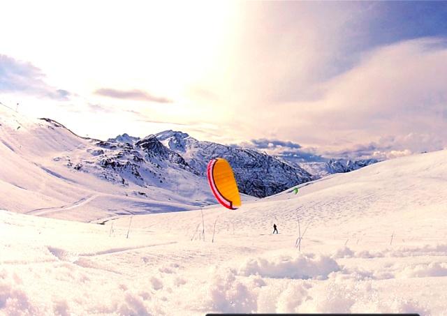 La saison snowkite est lancée!!! CR du wk corbier toussaint Gabcro11