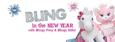Blingy Cat and Blingy Pony Blingy10