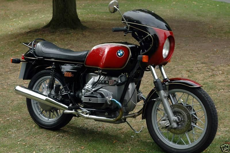 Ma nouvelle: BMW R 100 S 1977 - Page 2 Z310