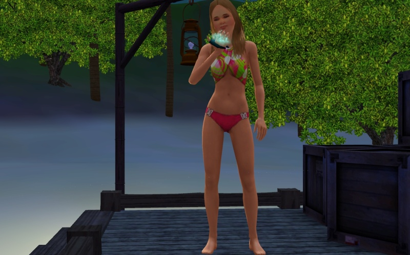 [Historias] Garras, colmillos, aletas, hechizos y Sims Screen27