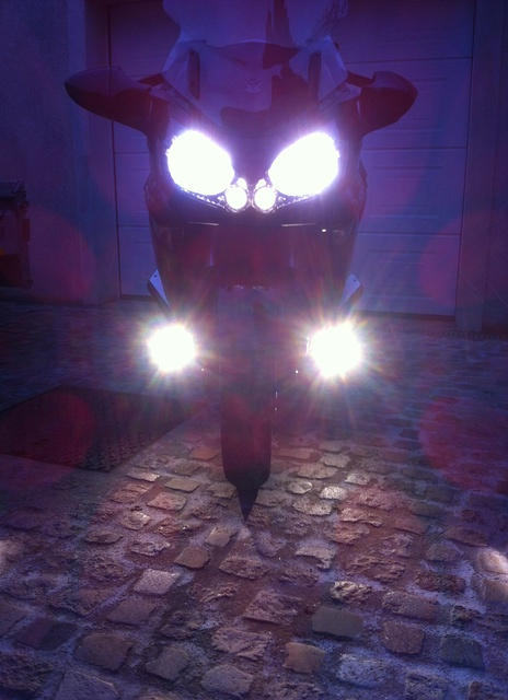Phare additionnel à LED Photo_27