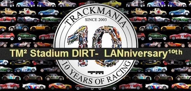 LAN Turnaj- TM2 Dirt LANniversary  Lan_di10
