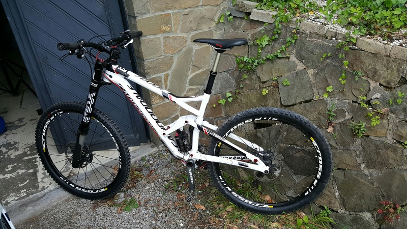 Cannondale Jekyll Carbone 2 20170611