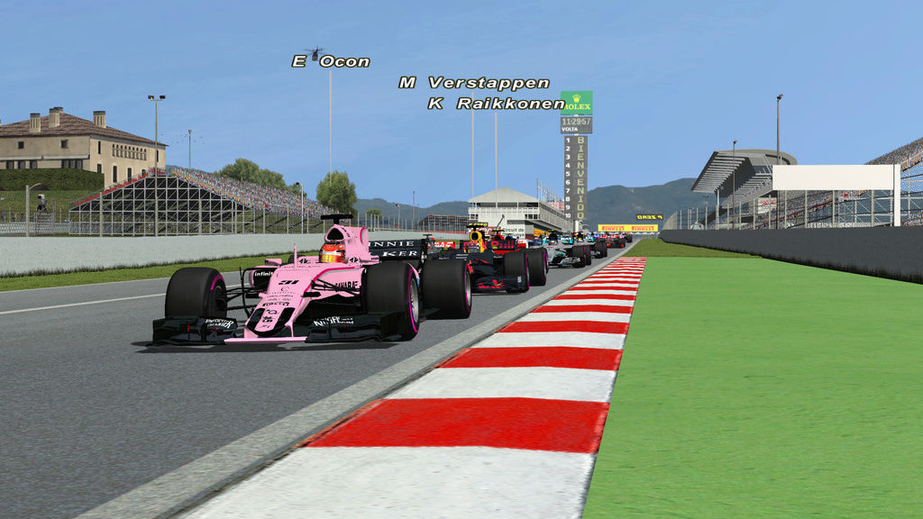 rFactor F1 2017 MOD V3 by Palinho Download