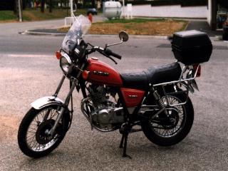 Mes ancienes motos !!! Suzuki11