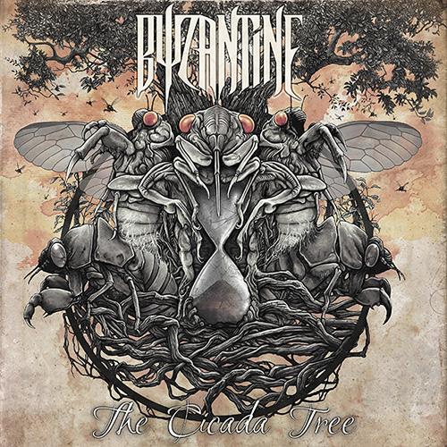 """BYZANTINE  """"The Cicada Tree""""  (2017) Byz10"""