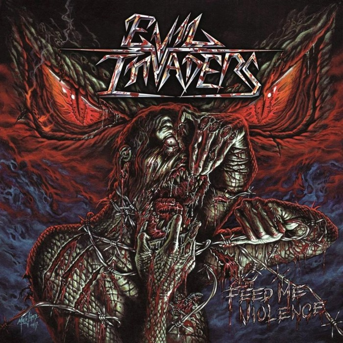 "EVIL INVADERS  ""Feed Me Violence""  (SEPT 2017) Evil_i10"