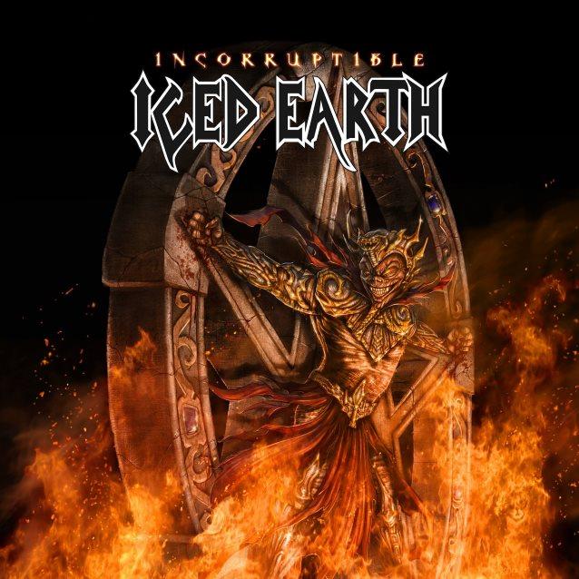 """ICED EARTH  """"Incorruptible"""" (Power US - JUIN 2017) Icedea10"""