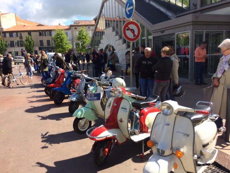 Rassemblement Lambretta Club de France 2017 Castres 18301810