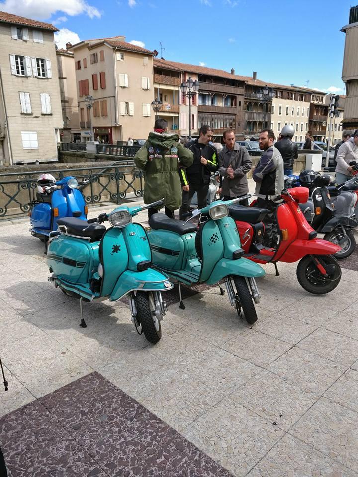 Rassemblement Lambretta Club de France 2017 Castres 18301811