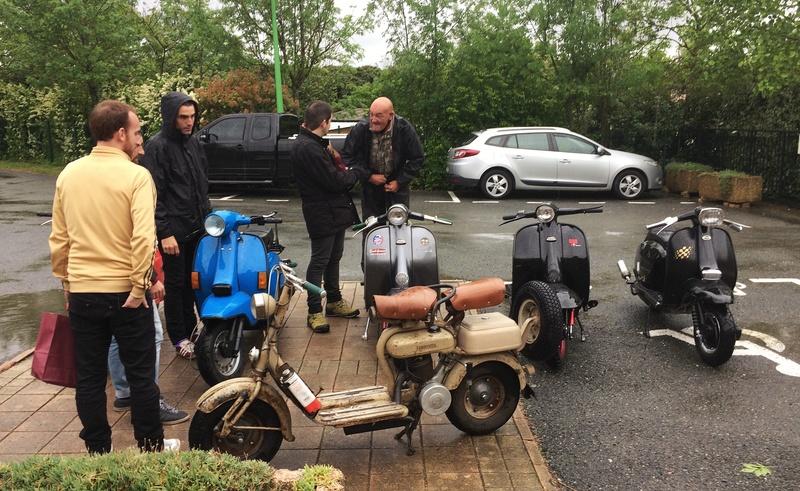 Rassemblement Lambretta Club de France 2017 Castres Stepha11