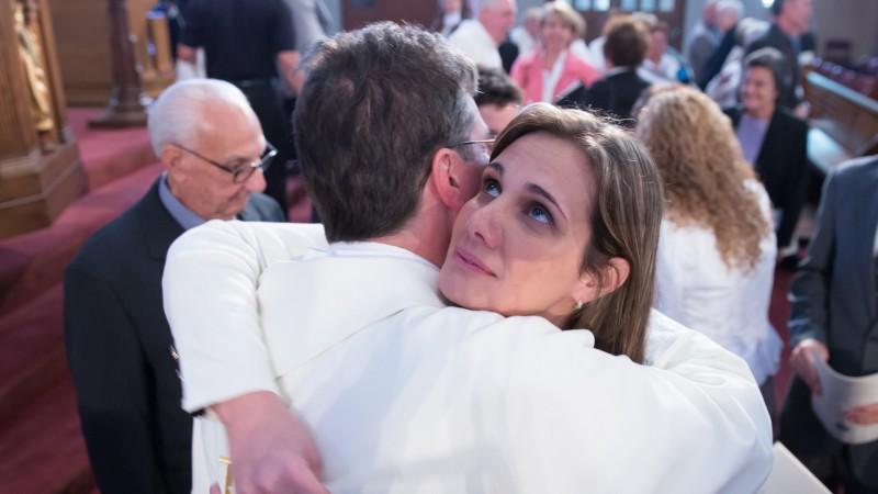 Le pape ouvre une brèche en faveur de l'ordination d'hommes mariés Diacre10