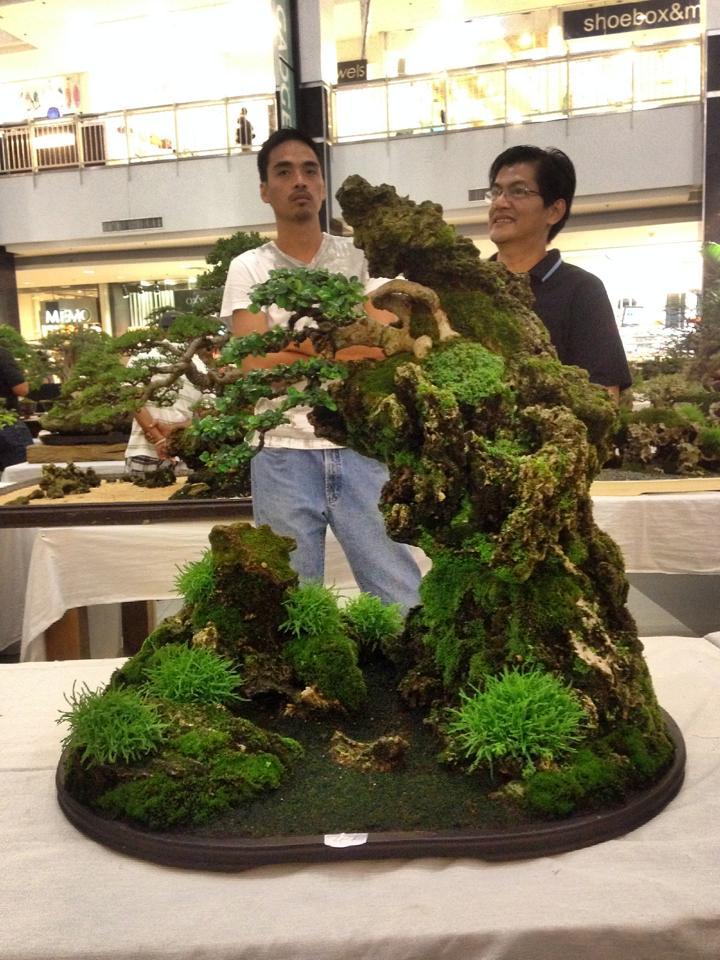 KHBS bonsai 10th show 13953710