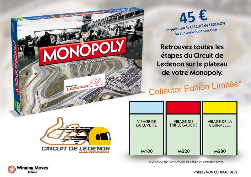 Idée de cadeau Automobile Monopo10