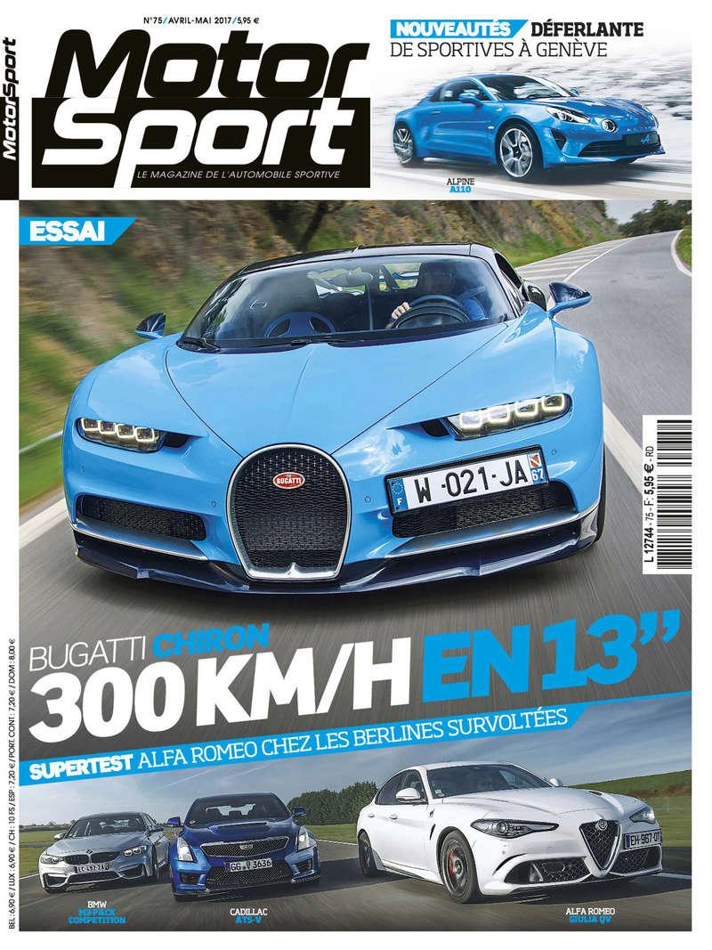 Quels magazines automobiles lisez-vous? - Page 5 Page110