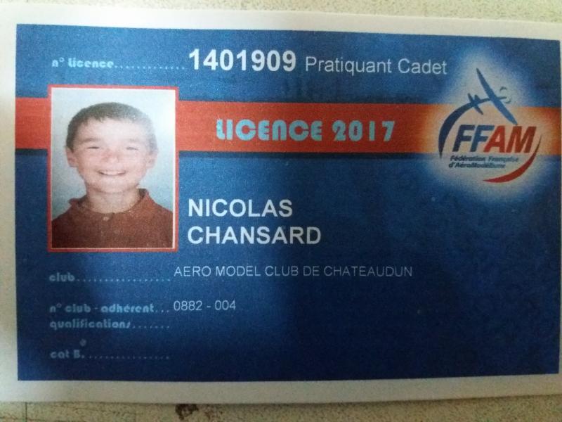 BRETIGNY Sur ORGE Concours du 16 Avril  Licenc12