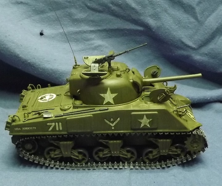 M4 A3 CALIOPE (italeri 1/35 ) sauvé de la destruction Ancien12