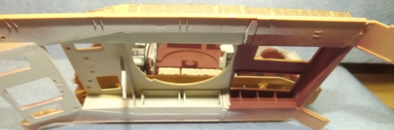 PZ IVJ tamiya + interieur trumpeter (Bergepanzer IV) 1/35 - Page 2 Avance15