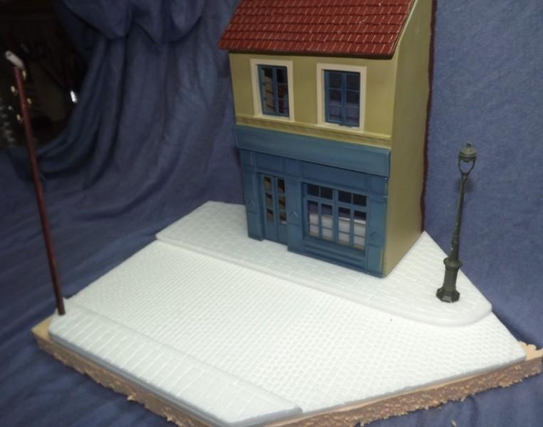 peinture maison mini art.... Base_d12