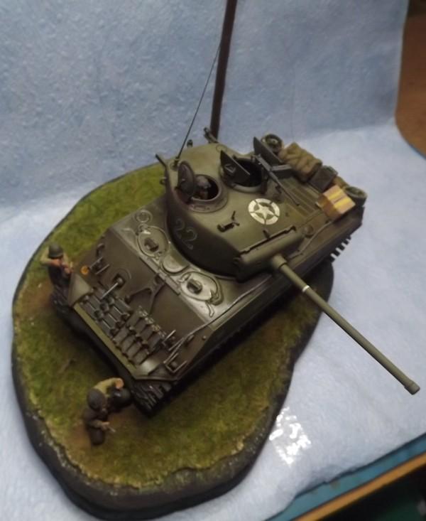 italeri  M4 A3 (76) Coup_d10