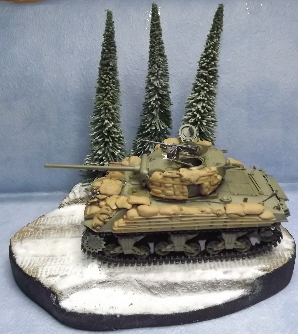 M4A3, Ardennes 1944 [DRAGON , 1/35 + ajout Legend] Debut_10