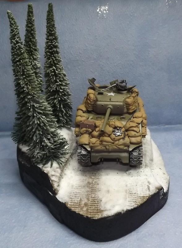 M4A3, Ardennes 1944 [DRAGON , 1/35 + ajout Legend] Debut_11