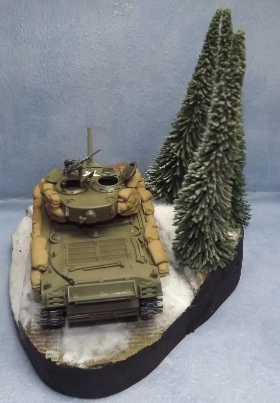 M4A3, Ardennes 1944 [DRAGON , 1/35 + ajout Legend] Debut_12