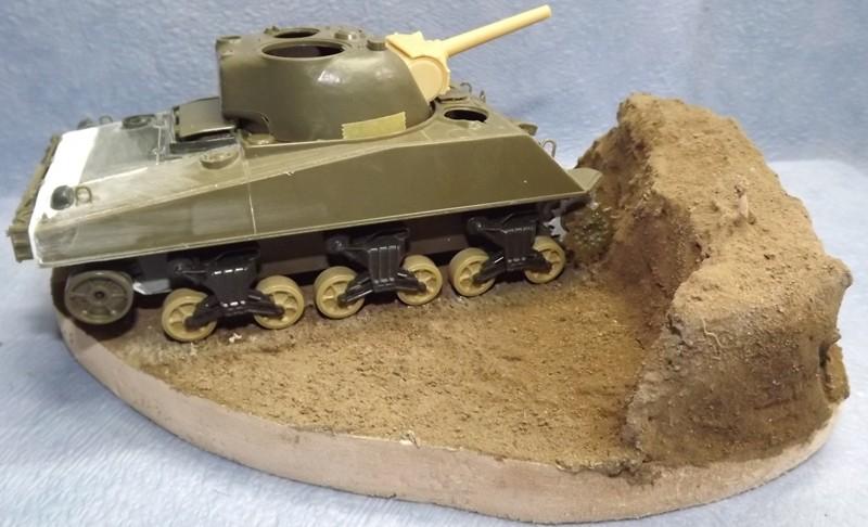 sherman M4 105mm [Italeri, 1/35] Debut_15